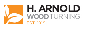 Arnold Wood Turning Logo